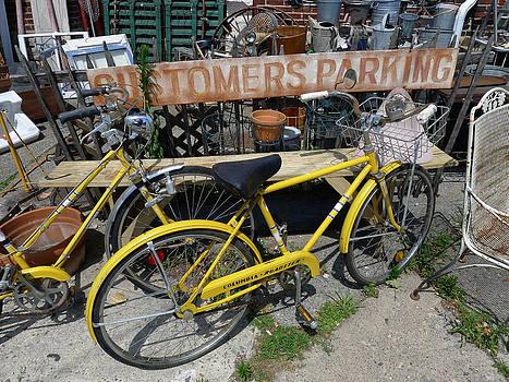 Richard Reeve - Customers Parking