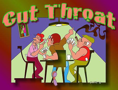 Cut Throat by Dean Gleisberg