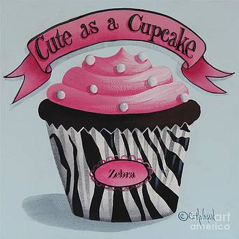 Cute as a Cupcake by Catherine Holman