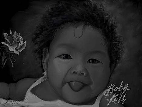 Cute Baby by Twinfinger