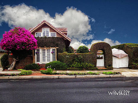 Cute House by Bob Winberry