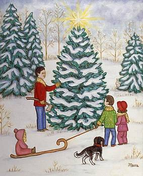 Linda Mears - Cutting Our Tree