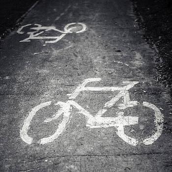 Cycle Path by Michal Kabzinski