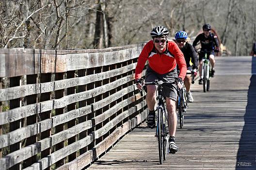 Teresa Blanton - Cyclists