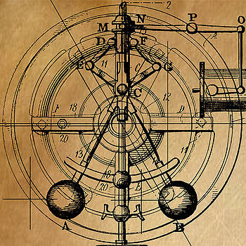 Cyclotron by James Christopher Hill