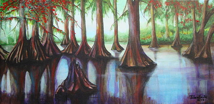 Cypress 1 by Jorge Parellada