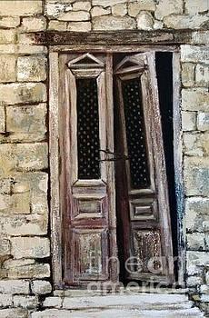 Cyprus Doors by Fiona Jack