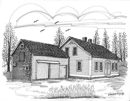 Richard Wambach - Cyrus Eaton House