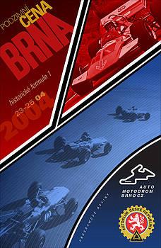 Georgia Fowler - Czech Republic Historic Grand Prix