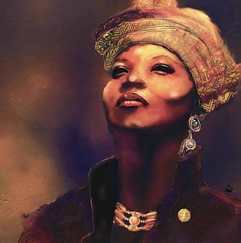 Da Queen by Howard Barry