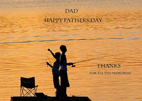 Randall Branham - Dad Happy Father