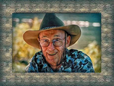 Dad in Cowboy Mood by Hanny Heim