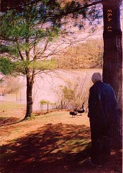 Anne-Elizabeth Whiteway - Daddy at Lake Lanier