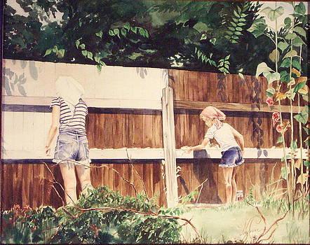 Daddy Had Girls by Judith Angell Meyer