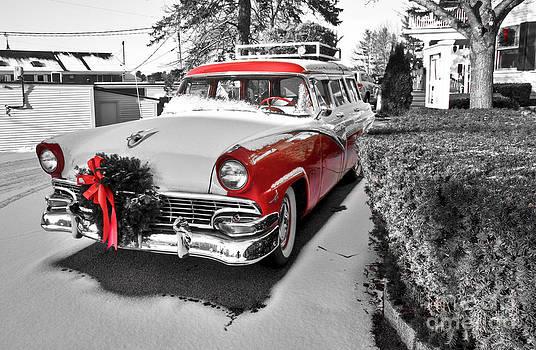Brenda Giasson - Dads Christmas Car