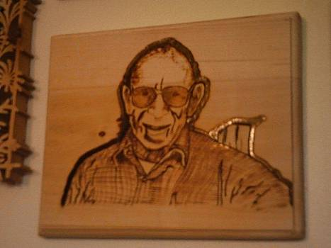 Dads-plaque by Timothy Wilkerson