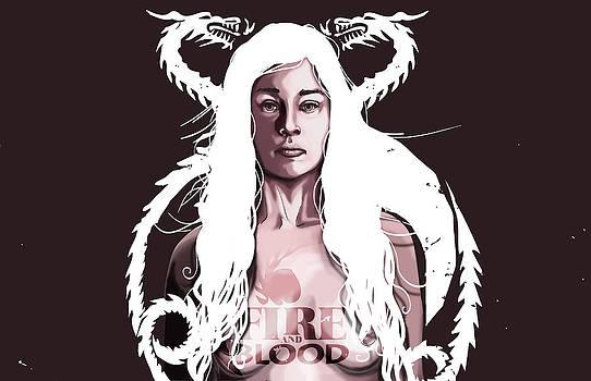 Daenerys by Jeremy Scott