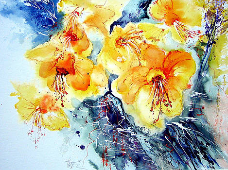 Christa Friedl - daffodil