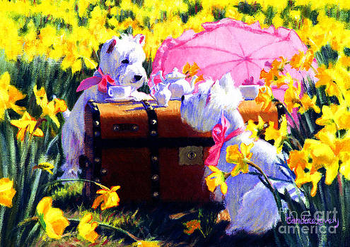 Candace Lovely - Daffodil Tea