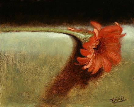 Dahlia Flower by Christy Olsen