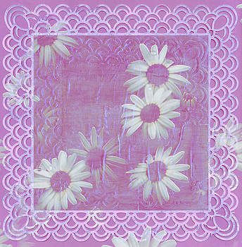 Sandra Foster - Daisies And Paper Lace