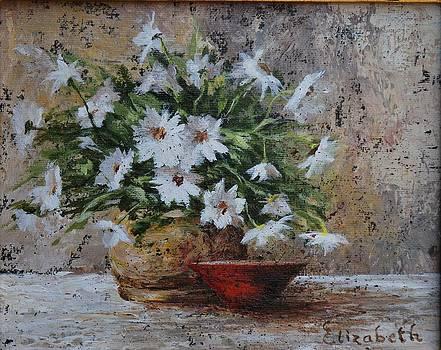 Daisy Bouquet by Beth Maddox