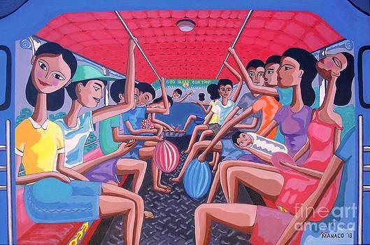 Dalawa Nalang Aalis Na by Ferdz Manaco