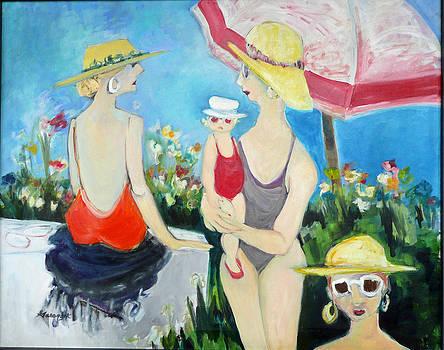 Dallas Dollies by Billye Garonzik