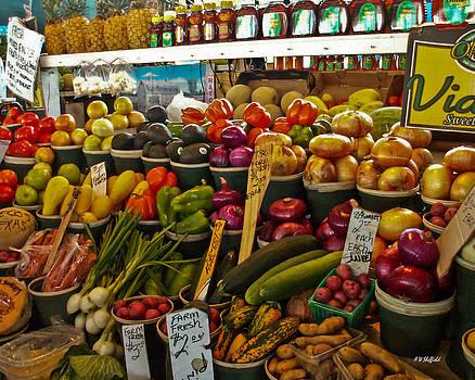 Allen Sheffield - Dallas Farmers Market