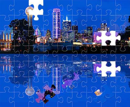 Dallas Is a Puzzle by Jim Martin