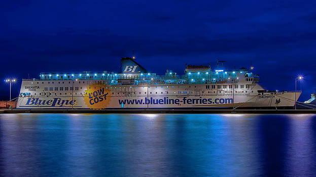 Dalmatia by Ships in Split