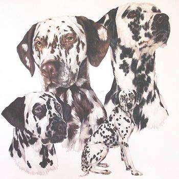 Barbara Keith - Dalmatian