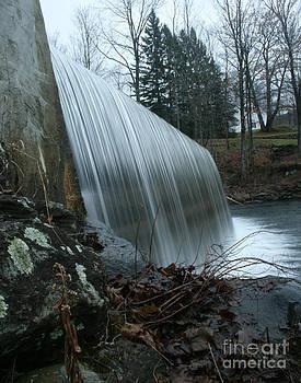 Dam Fall by Henry Ireland