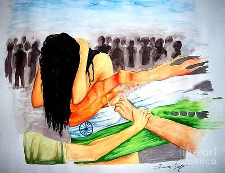 Delhi Gang Rape A Tragedy by Tanmay Singh