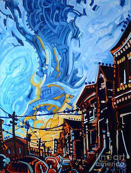Dana's Sky by Michael Ciccotello