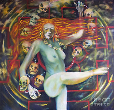 Dance for Kali by Roger Williamson
