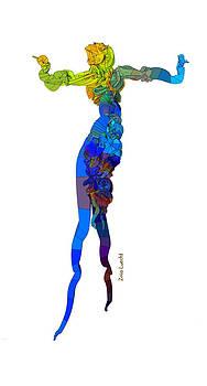 dance II by Zoia  Luecht