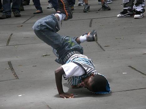 Dance Man by Lloyd  Silverman