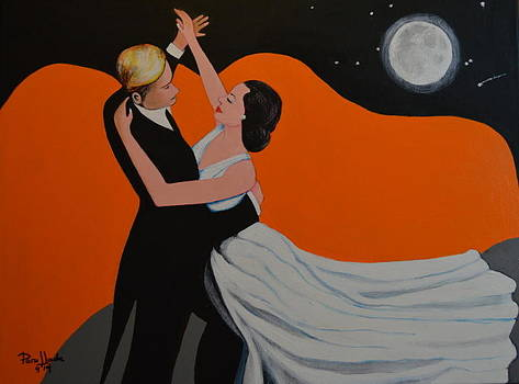 Dance Moon by Jorge Parellada