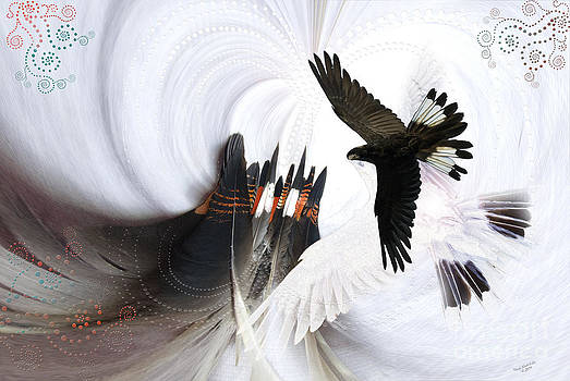Dance of Feathers by Wendy Slee