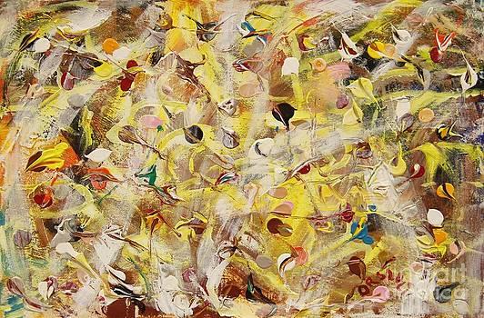 Dance of the Leaves by Dariusz Orszulik