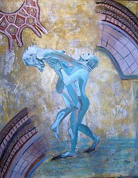Dance of the Statue by Ann Whitfield