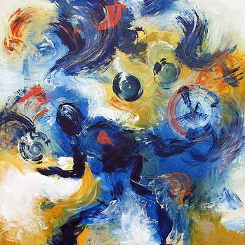 Dance trance by Nina Sunde