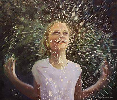 Dance with Water by Tone Aanderaa