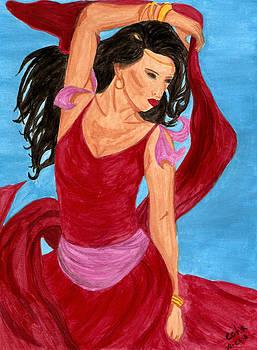 Dancer by Catia Silva