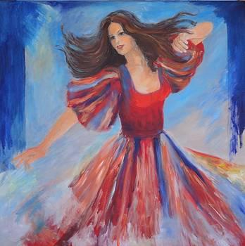 Dancer by Dagmar Helbig