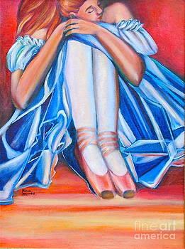 Dancer -sold by Mirinda Reynolds