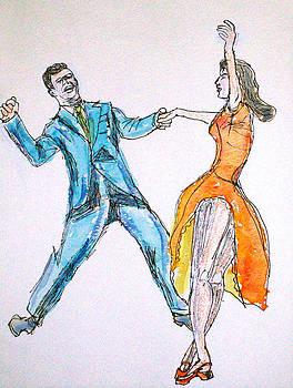 Allen Forrest - Dancers 3