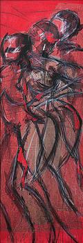 Dancers by Garfield Morgan