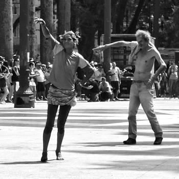 Julie Niemela - Dancers in Sao Paulo